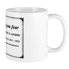 (No Fear - Emerson - A) Mug