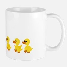 Unique Cute ducks Mug