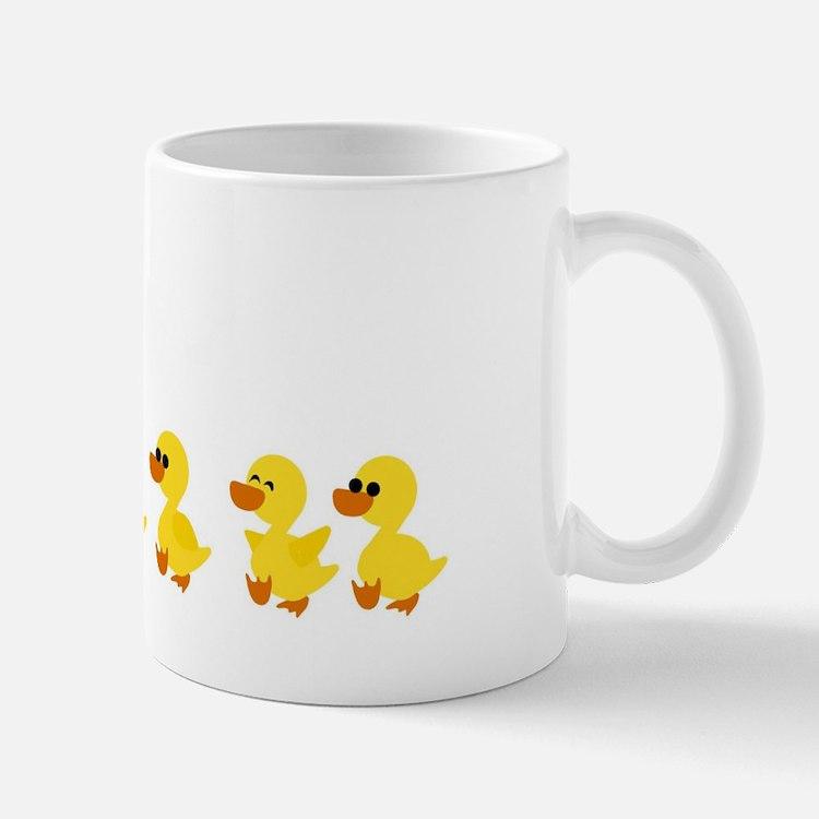 Cute Baby duck Mug