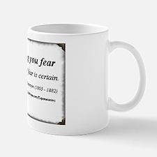 (No Fear - Emerson - A) Mug