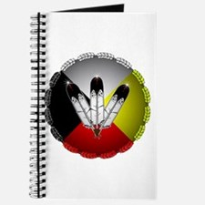 Three Eagle Feathers Journal