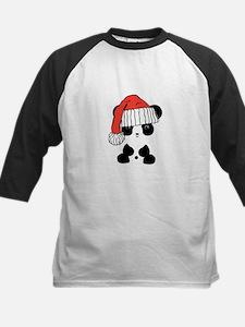 Santa Panda Bear Baseball Jersey