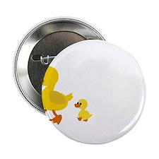 """Cute Duckling 2.25"""" Button"""