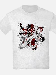 Walker Tartan Lion T-Shirt