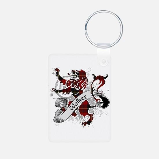 Walker Tartan Lion Keychains