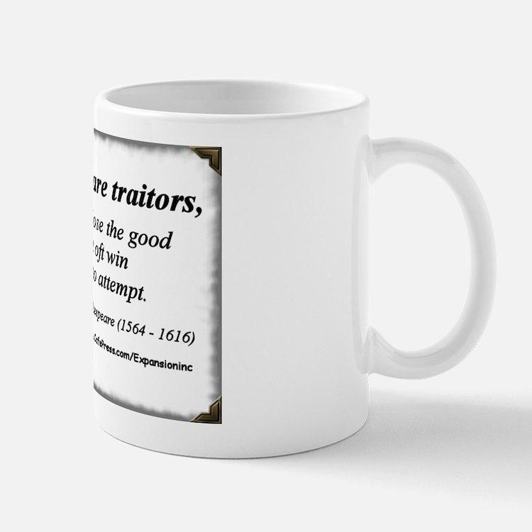(No Fear - Shakespeare - A) Mug