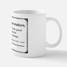 (No Fear - Shakespeare - A) Small Mugs