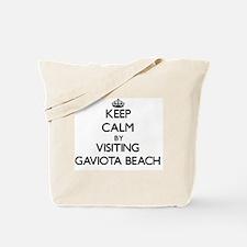 Cool Gaviota Tote Bag