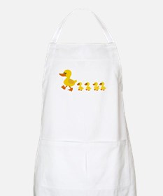 Cute Family and baby Apron