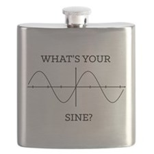 What's your sine? Flask