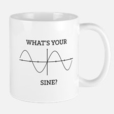 What's your sine? Mugs