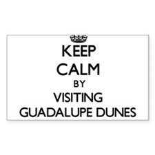 Keep calm by visiting Guadalupe Dunes California S