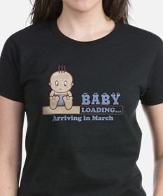 Unique Funny baby loading Tee