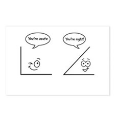 You're acute Postcards (Package of 8)