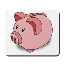 Piggy Bank Mousepad