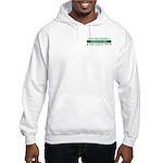 Hugged Berger Hooded Sweatshirt