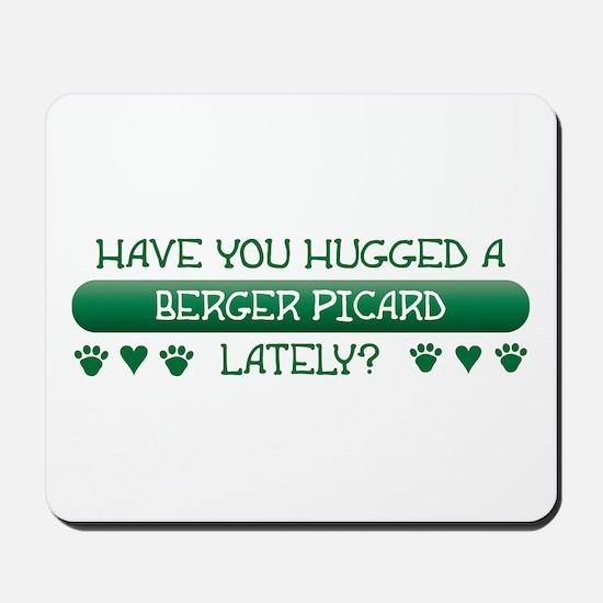Hugged Berger Mousepad