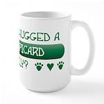 Hugged Berger Large Mug