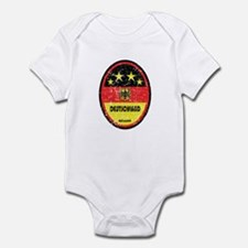 WORLD CUP FOOTBALL 2014 - GERMANY Infant Bodysuit