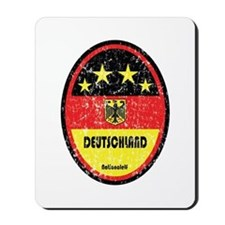 WORLD CUP FOOTBALL 2014 - GERMANY Mousepad