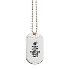 Not to Worry Dog Tags