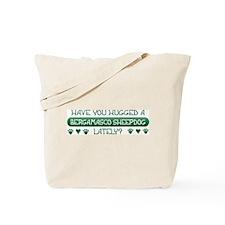 Hugged Bergamasco Tote Bag