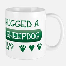 Hugged Bergamasco Small Small Mug