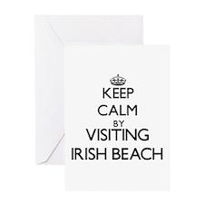 Keep calm by visiting Irish Beach California Greet