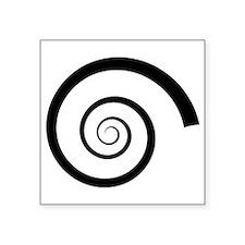 Hypnotist Swirl Sticker