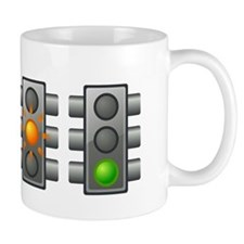 Traffic Lights Mugs