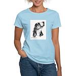 Basset Hound Women's Light T-Shirt