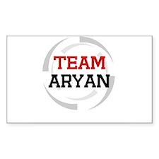 Aryan Rectangle Decal