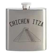 Chichen Itza Flask