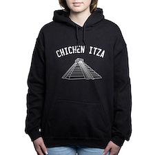 Chichen Itza Women's Hooded Sweatshirt