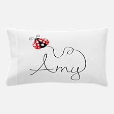 Ladybug Amy Pillow Case