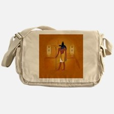 Anubis1 Messenger Bag