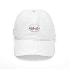 Made For Eachother Baseball Baseball Cap