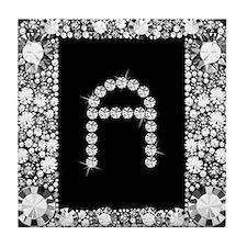 Diamond Infinity: A Tile Coaster