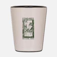 Congaree National Park Shot Glass
