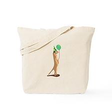 Meerkat Birthday Tote Bag