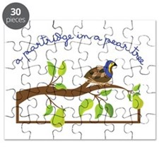 A Partridge In A Pear Tree Puzzle