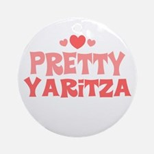 Yaritza Ornament (Round)