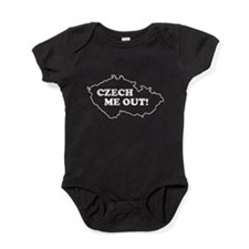 Czech me out Baby Bodysuit