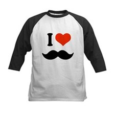I love mustache Tee