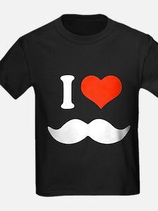 I love mustache T