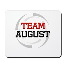 August Mousepad