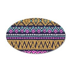 Tribal Pattern Wall Decal