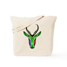 Springbok Flag 2 Tote Bag
