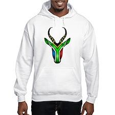 Springbok Flag 2 Hoodie