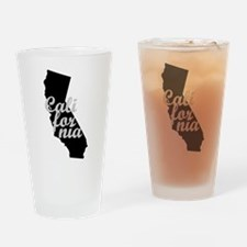 CaliForNia Drinking Glass